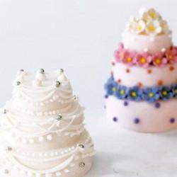ladychef Monoporzioni Stampo 6 Mini Wonder Cakes tonde